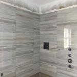 Master Bath Wall Tile
